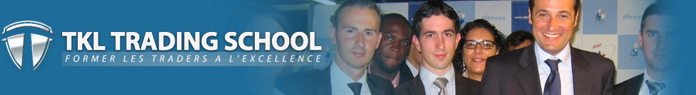 TKL Trading School : Formation Trading – Apprendre la Bourse – Trading School – Coaching Live