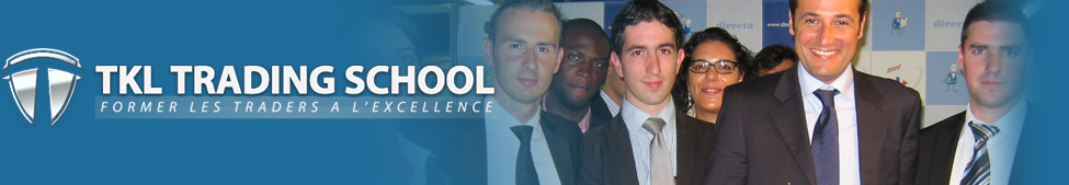 TKLTrading School – Formation au Trading – Formation au Forex – Coaching Live